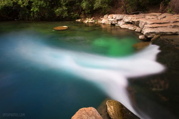 Pools of Emerald and Sapphire - The Treasure of San Marcos