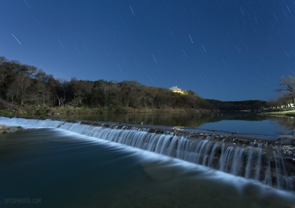 Five Mile Dam in San Marcos, TX