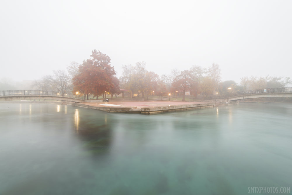 Morning Mist at Sewell Park