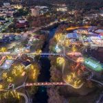 The Sights and Sounds of Chrismas in San Marcos, TX