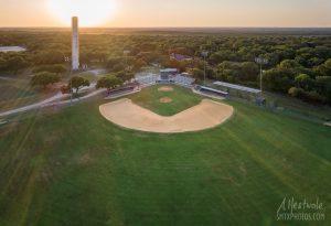 Hays Rebel Baseball Field
