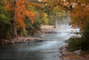 Autumn Steam at Rio Vista