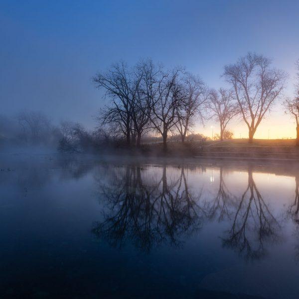 Dawn at City Park